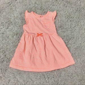 Carter's Orange Dress